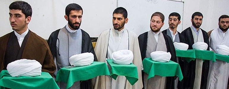 لباس روحانیون